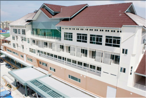 Pattaya's New City Hospital