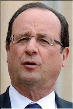 The agencies will surveill President Francois Hollande private love-life first