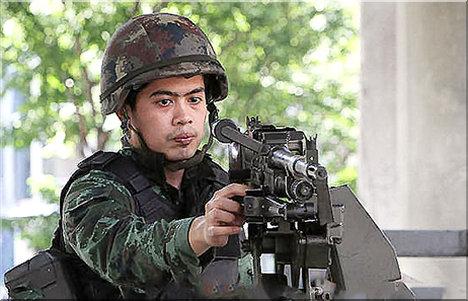 thai prostitute us soldier