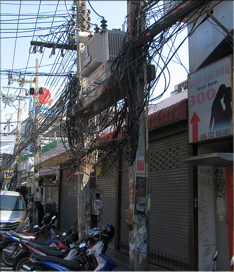 Pattaya Cable Salad