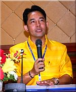 Pattaya Mayor Itthiphol Khunplome