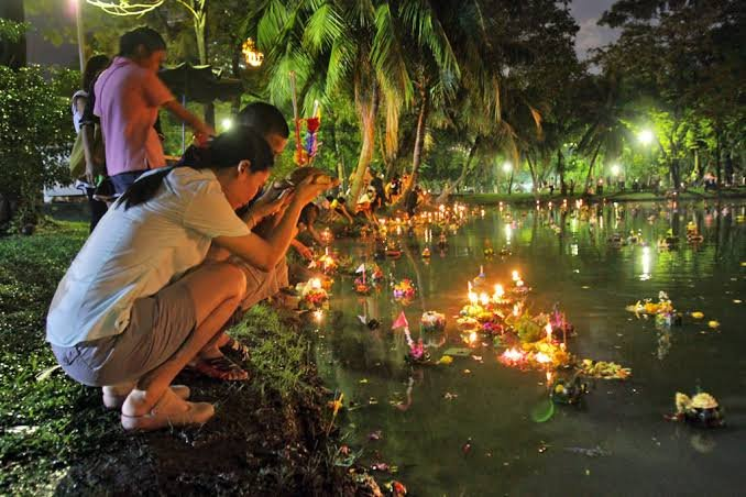 Don't miss Loy Kratong, Thailand's Festival of Lights