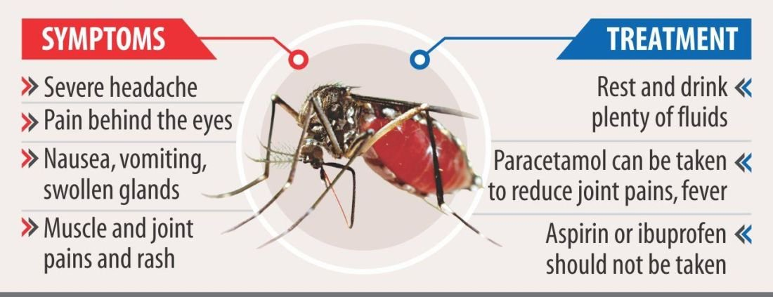 Be Aware of Dengue