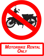 Rental Bikes only