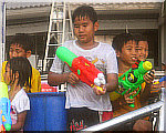 Songkran in Pattaya